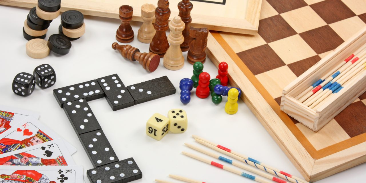 Board Games that Change Attitudes